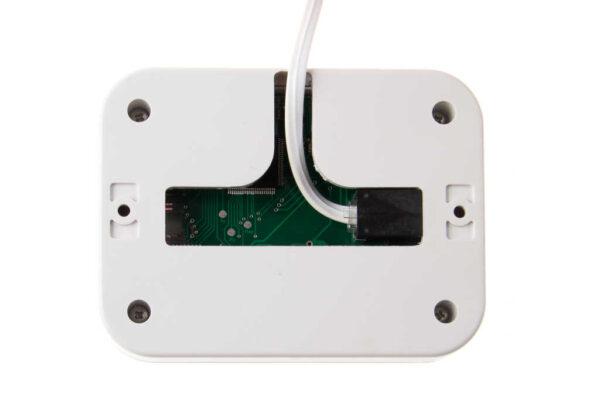 Avfuktare EvoDry 6P panel baksida